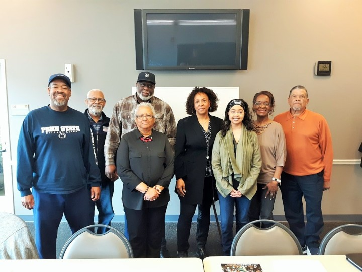 Historic Oak Lawn Cemetery Foundation, Community Meeting – March 20,2019